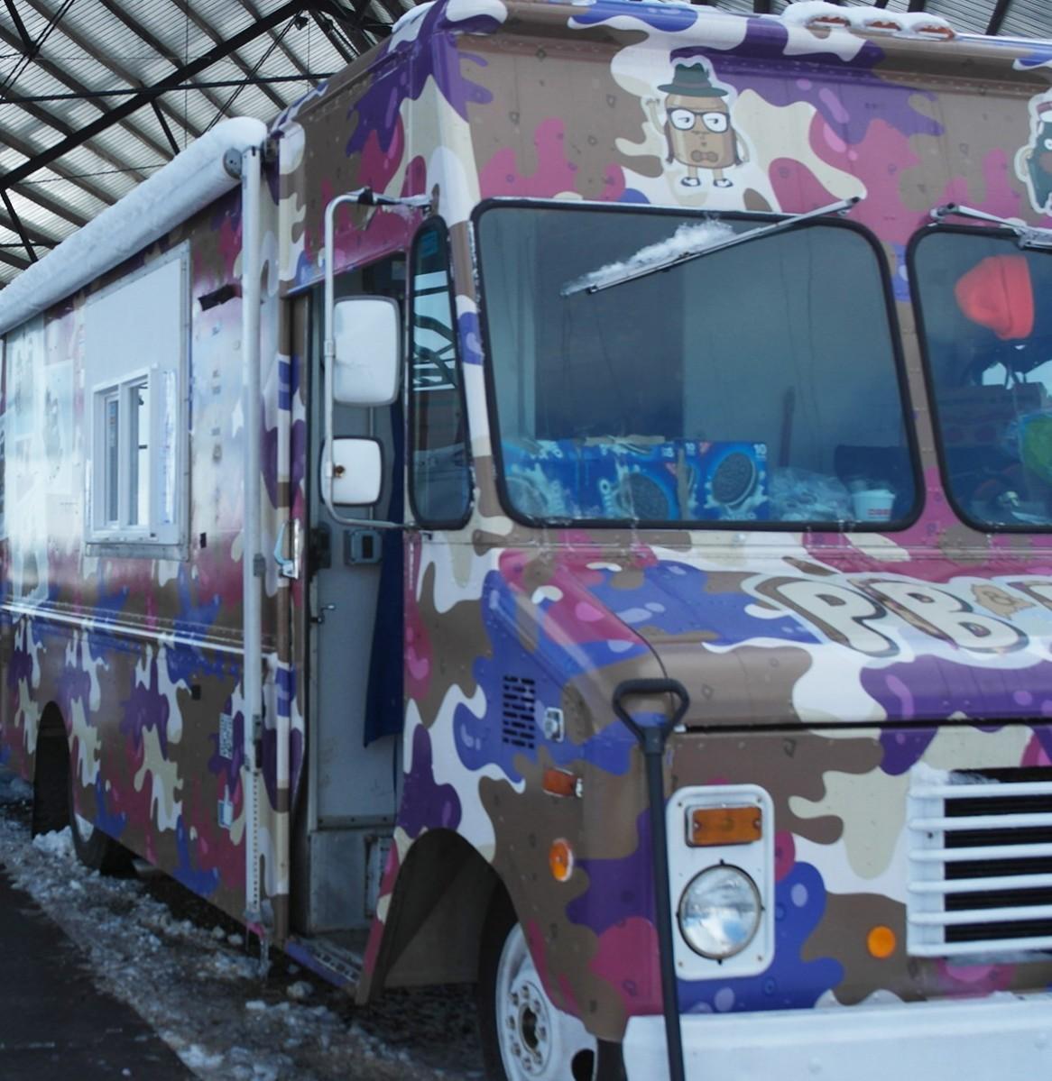 PB&ME Food Truck