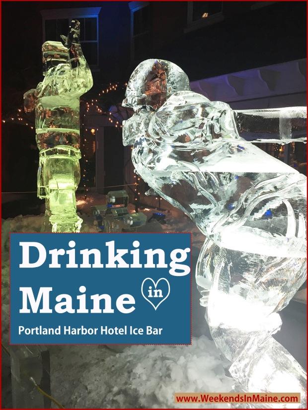Portland Harbor Hotel Ice Bar
