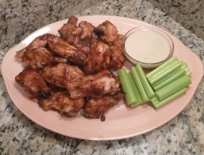 Wings Ready to Eat
