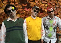 Zombie Golfer Costumes