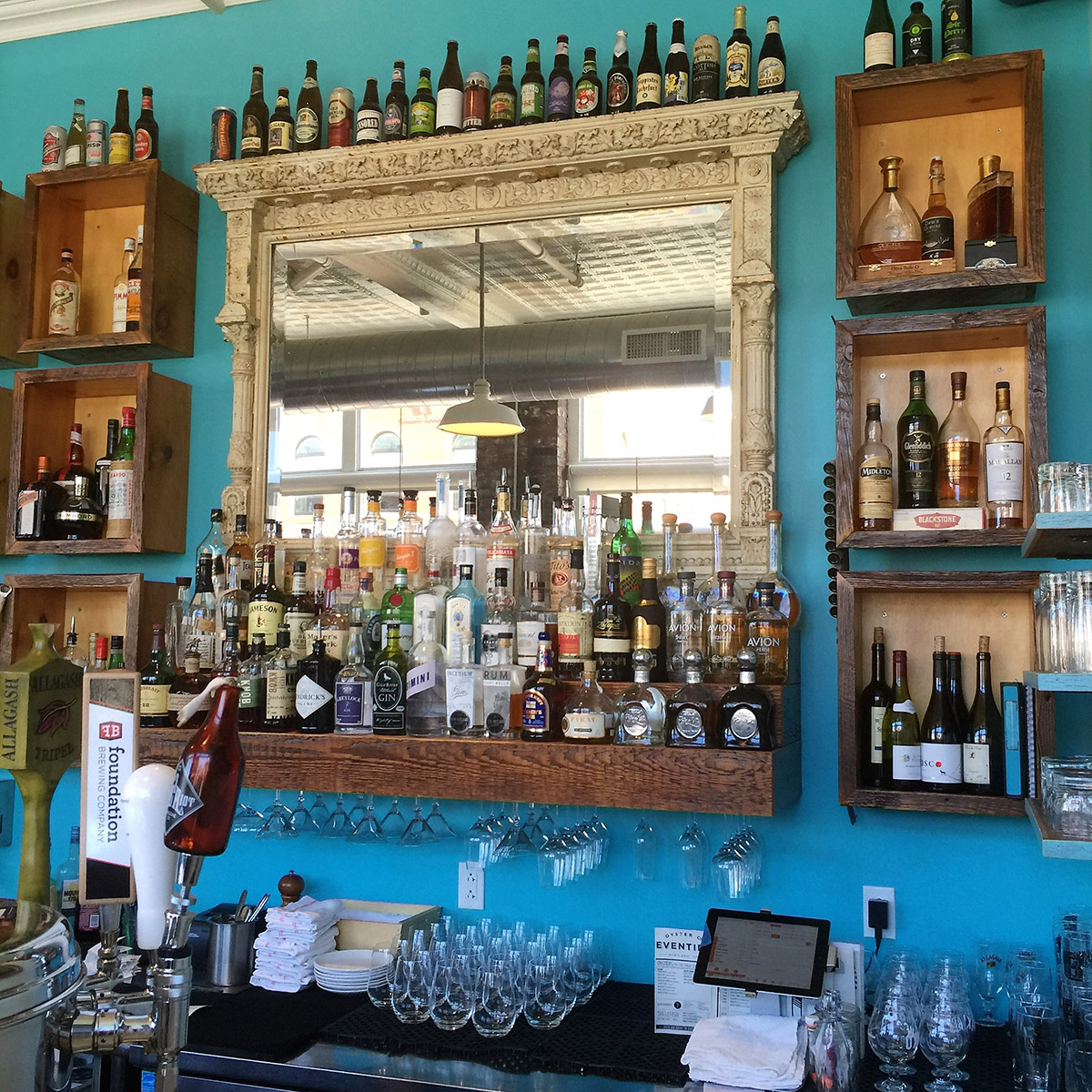 Eventide Oyster Co. Bar