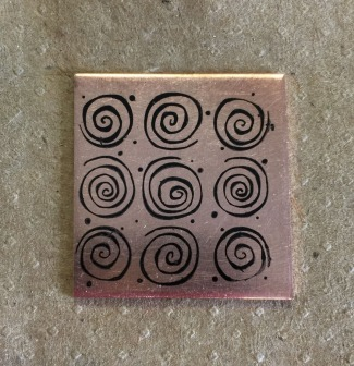 Artascope Studios Copper Etching