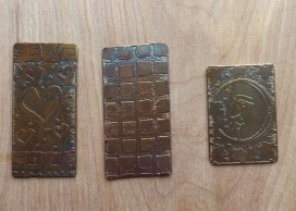 Artascope Studios Copper Etching Class