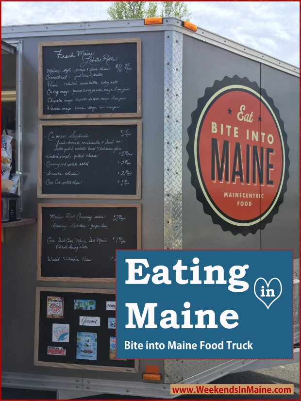 Bite into Maine