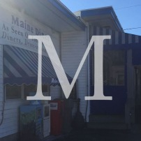 Blog Post: M is for the Maine Diner