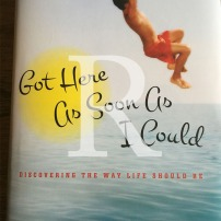 Blog Post: R is for a Review of 'Got Here As Soon As I Could' by Sarah Smiley