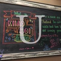 Blog Post: U is for Udon Noodles at Mi Sen Noodle Bar