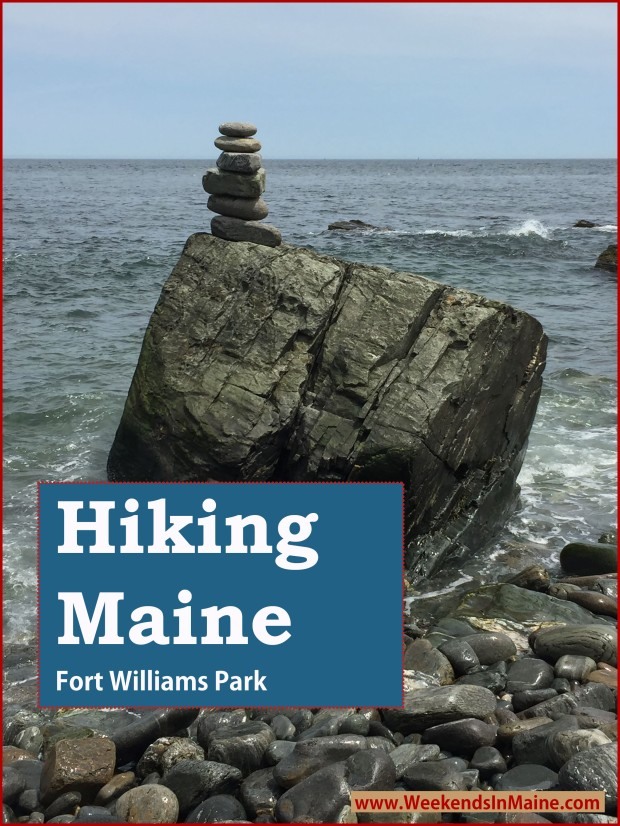 Fort Williams Park | Cape Elizabeth, Maine