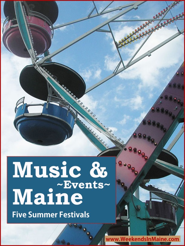 Maine Summer Festivals
