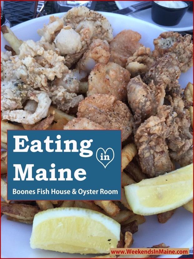 Boone's Fish House & Oyster Room | Portland, Maine