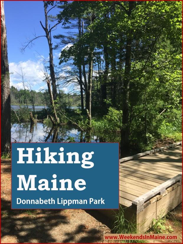 Donnabeth Lippman Park | Windham, Maine