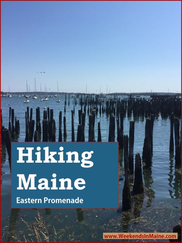 Eastern Promenade Trail | Portland, Maine