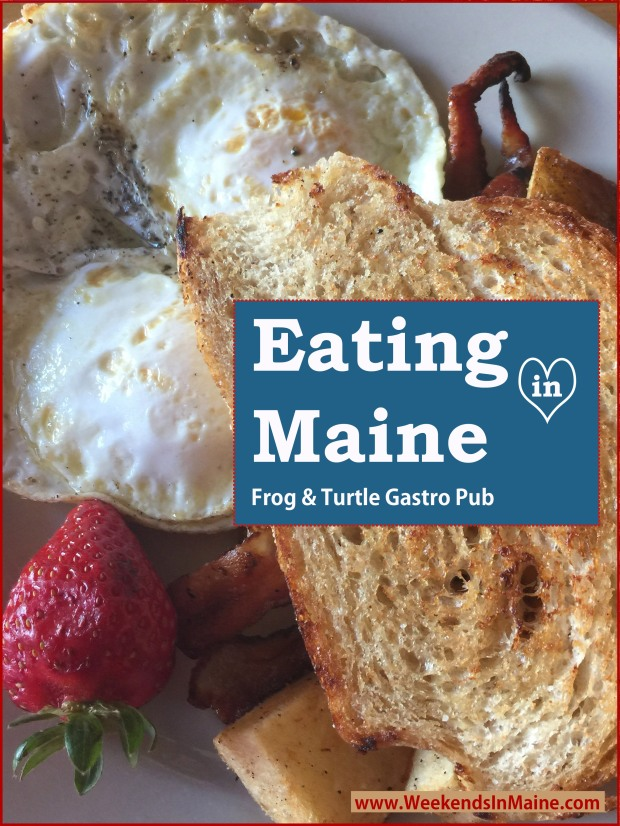 Frog & Turtle Gastro Pub