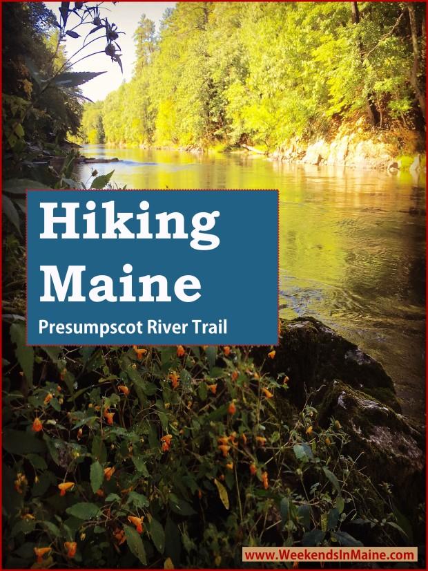 Presumpscot River Trail | Portland, Maine