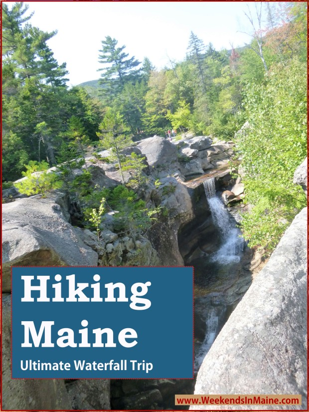 Ultimate Waterfall Trip | Western Maine