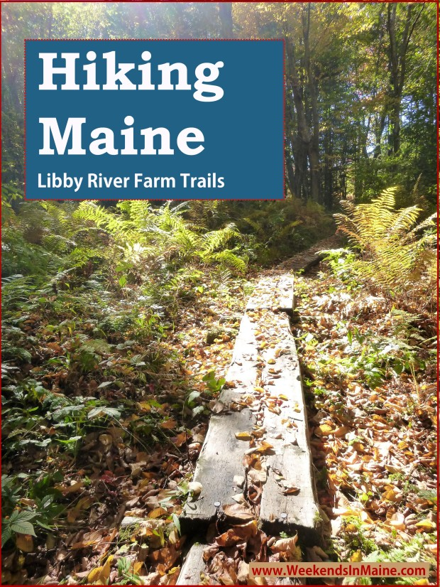 Libby River Farm Trails