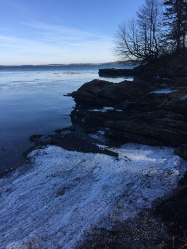 Mackworth Island