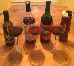 Blueberry Wine Tasting (1)