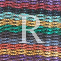 Recycled Lobster Rope Mats