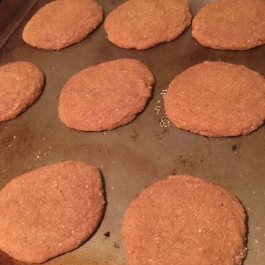 Ginger Cookies (1)