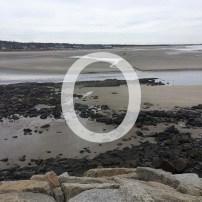 O is for Ocean Views along Marginal Way in Ogunquit