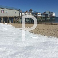 P is for the Pier in Palace Playland in Old Orchard Beach