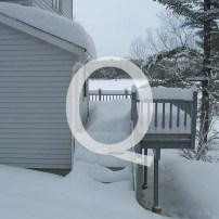 Q is for Quiet and Winter's Slower Pace