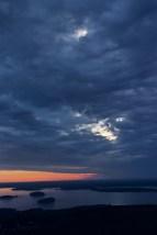 Cadillac Mountain at Sunrise