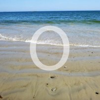O is for the Ocean and the pull of a lifetime of memories.