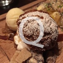 Q is for Quince Sorbet and getting our Sugar Rush on at Gross Confection Bar.