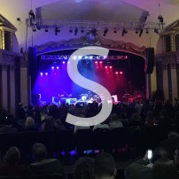 S is for State Theatre and other places to enjoy live music in Maine.