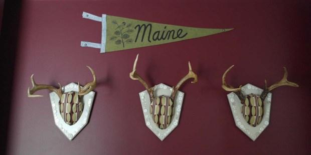 Maine pennant