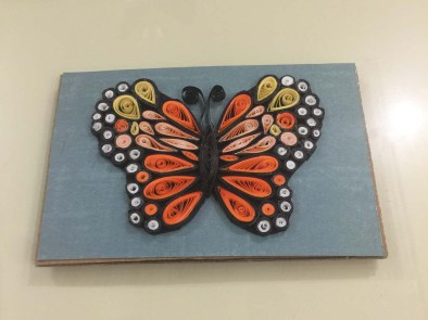 Quilled Butterfly (11)