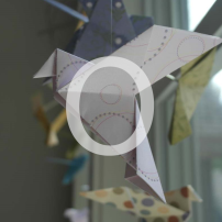 Origami Peace Dovers